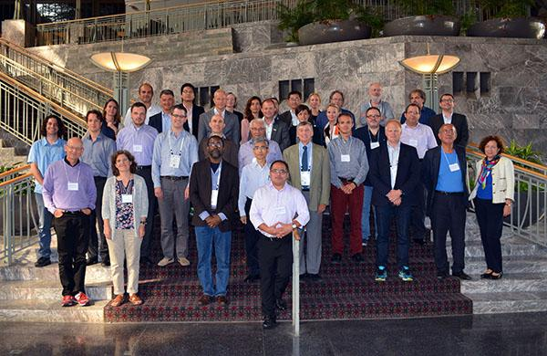 Group Photo from Plenary Session