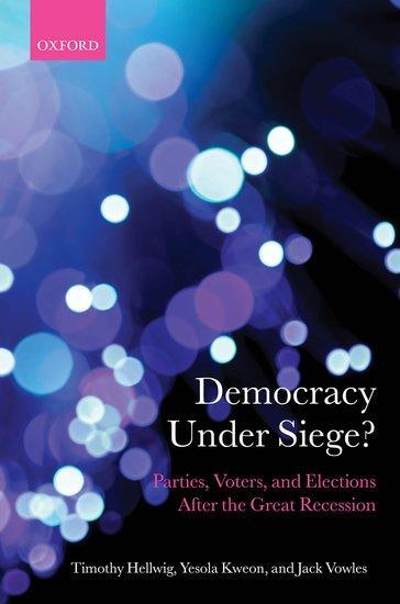 Democracy Under Siege cover